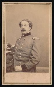 1865 Doubleday CDV Front