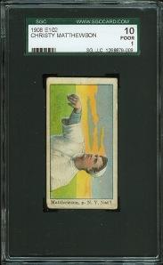 1908 E102 Matty Front