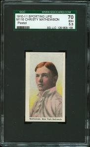 1910 M116 Matty Front