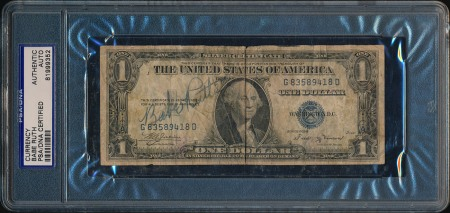 1935 Ruth Dollar Front