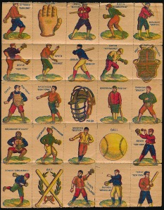 German Art Stamps