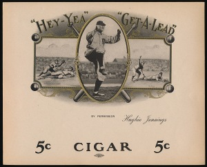 Jennings Cigar Lid