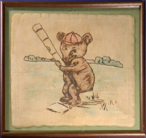 Cub Tapestry