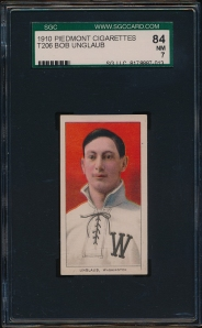 1910 T206 Unglaub Front