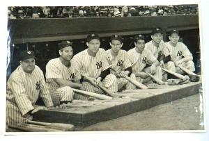 1938 Yankee Photo
