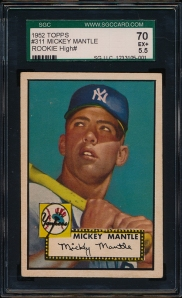 1952 Mantle 5-5 Front