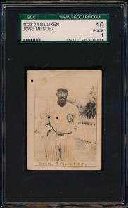 1923 Billiken Mendez Front
