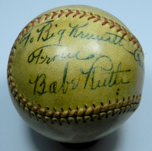 Babe Ruth Ball 4