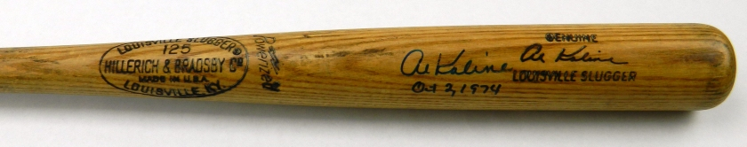 Kaline Bat Barrel Brand
